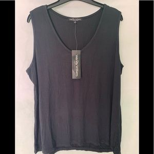 Wendy Williams Collection Women's Sleeveless Top